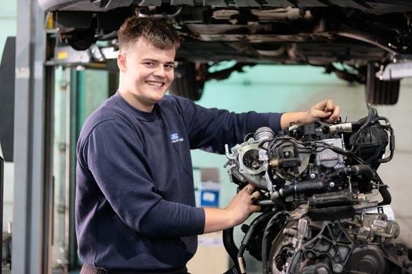 Apprenticeships at Grange