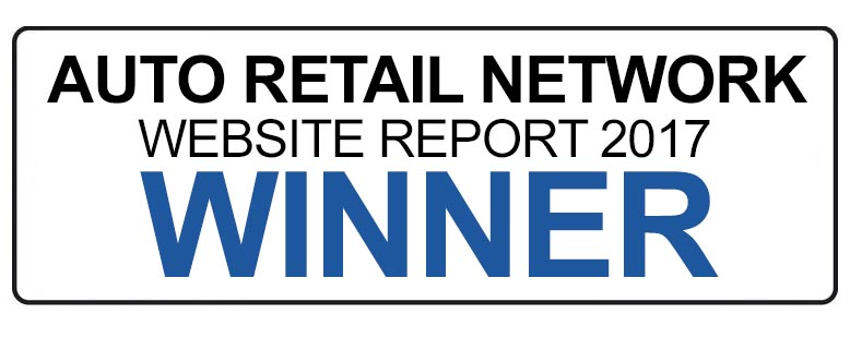 Auto Retail Network Best Website Award 2017
