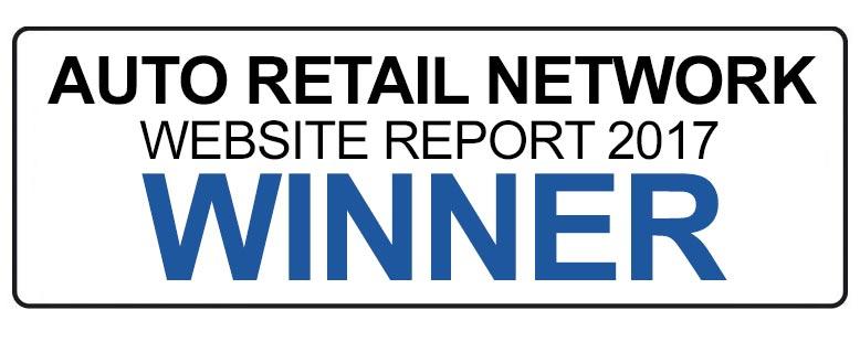 Auto Retail Network Award Winner 2017