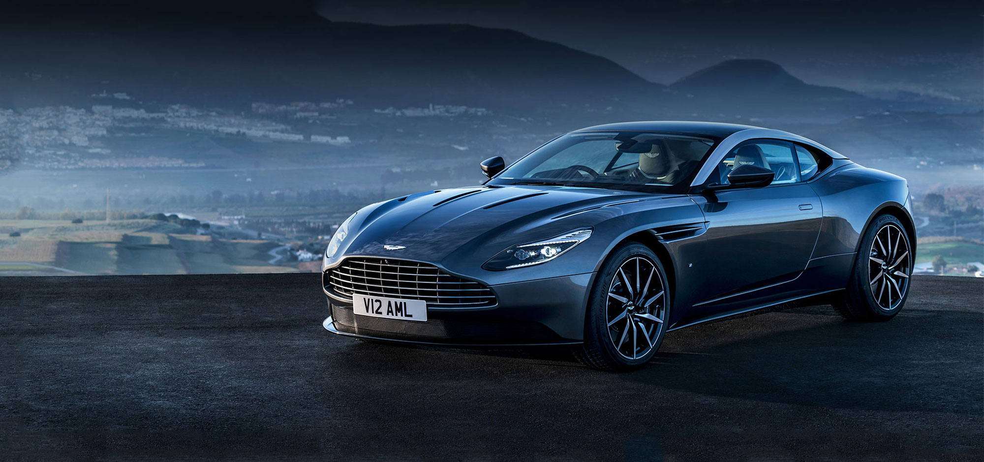 Aston Martin unveils the new DB11 - Enquire at Grange Aston Martin now