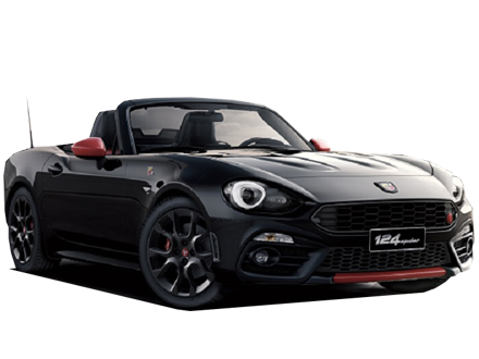 New 124 Spider Offer