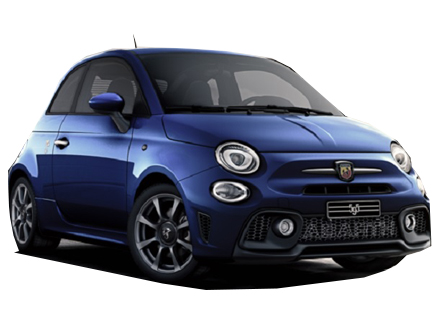 New Abarth 595 S4 Motability Offer