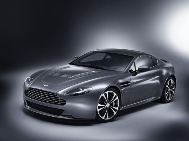 New Aston Martin V12 Vantage Cars