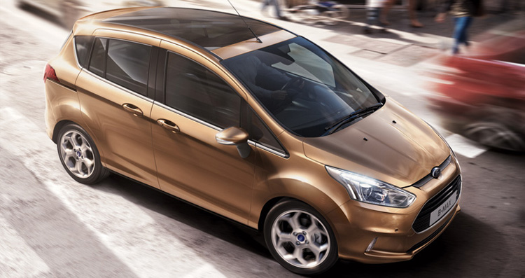 Car Payment On 30000 >> New Ford B-Max Cars | Motorparks