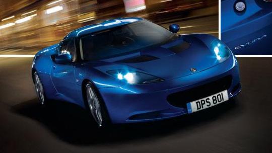 New Lotus Evora Cars