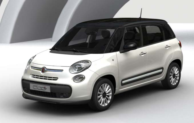 new fiat 500l cars motorparks. Black Bedroom Furniture Sets. Home Design Ideas
