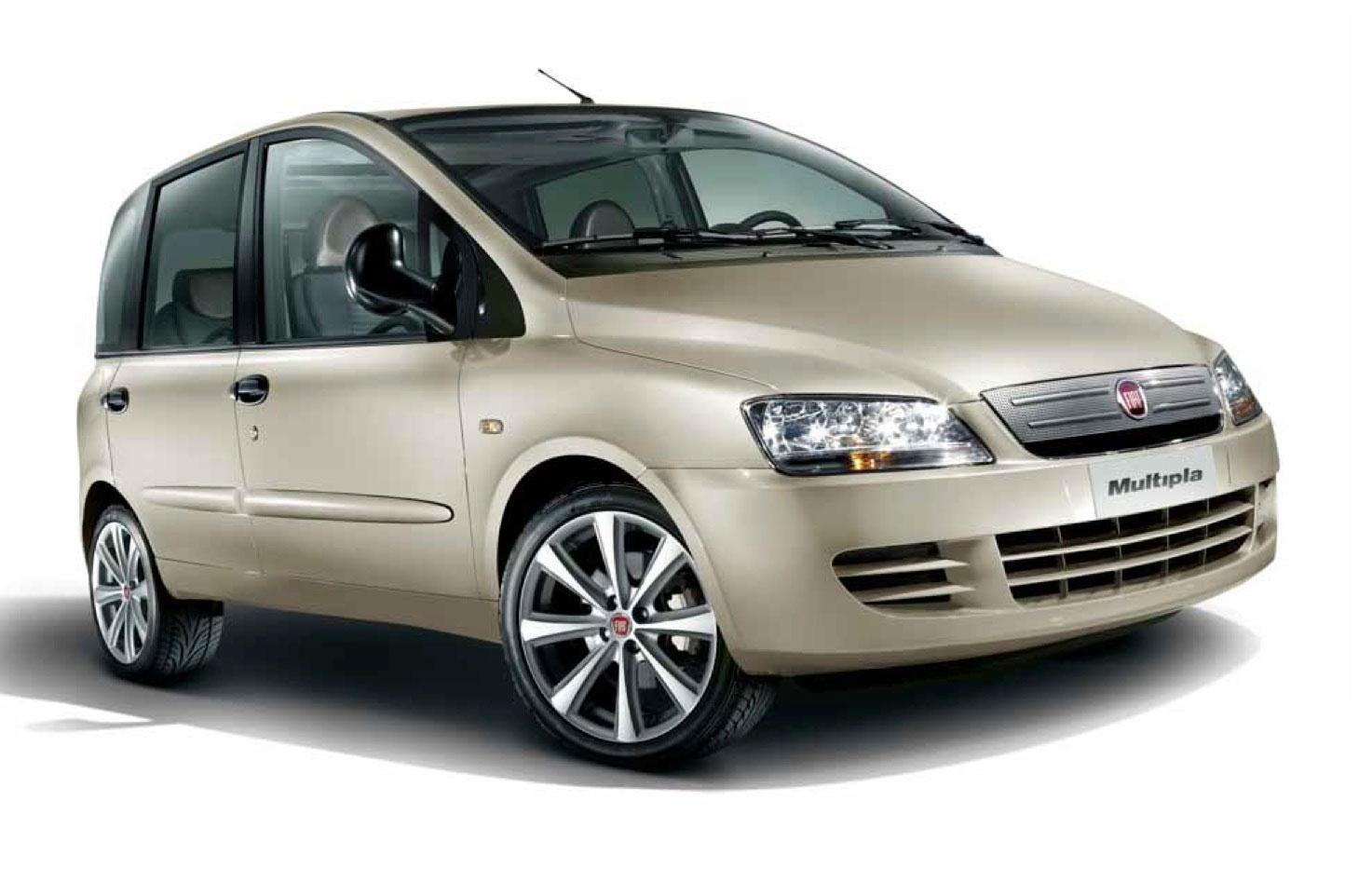 New Fiat Multipla