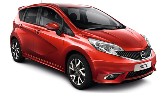 New Nissan Note Cars