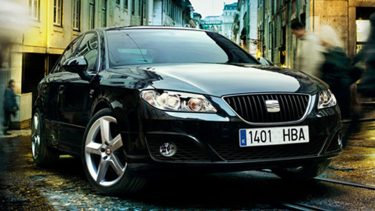 New Seat Exeo Cars