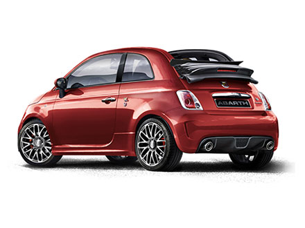 New Abarth 595C Offers