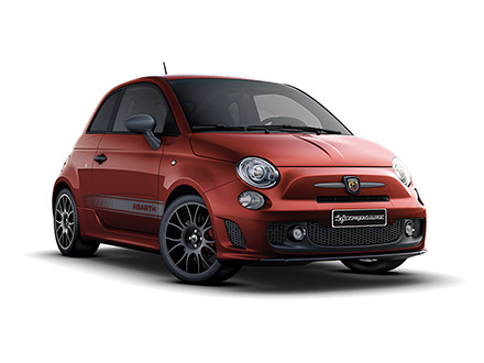 New Abarth 595 Competizione Offers