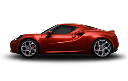New Alfa Romeo 4C Offers