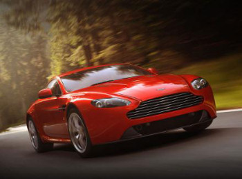New Aston Martin V8 Vantage Cars