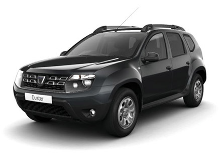 New Dacia Duster Cars