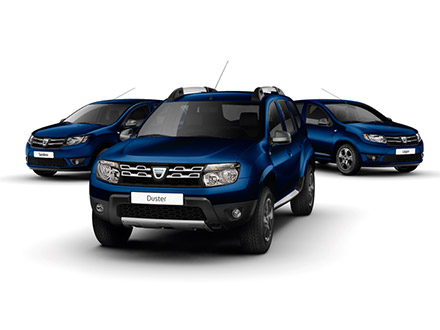 New Dacia Lauréate Prime Special Edition