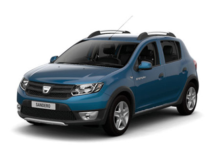 New Dacia Sandero Stepway Offers