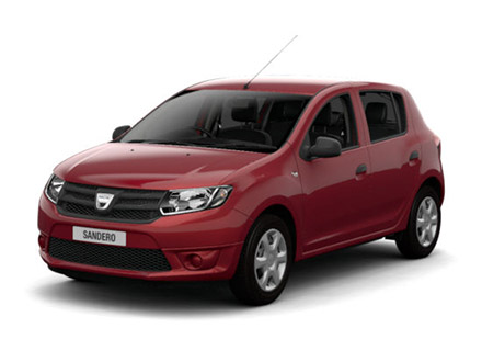 New Dacia Sandero Offers
