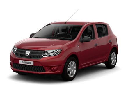 New Dacia Sandero Cars