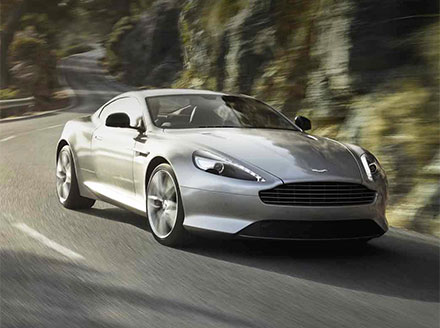 New Aston Martin DB9 Cars