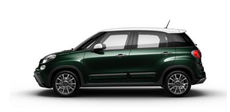 New Fiat 500L Cars