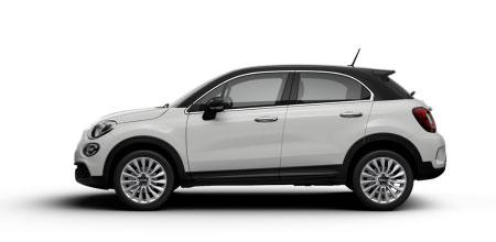 New Fiat 500X Cars