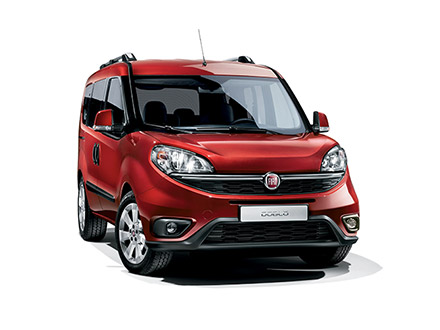 New Fiat Doblo Cars
