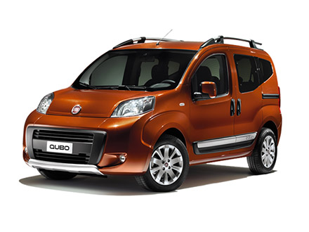 New Fiat Qubo Cars
