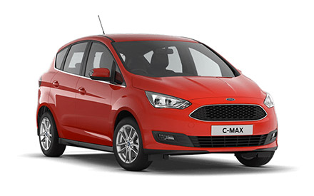 New Ford C-MAX Cars