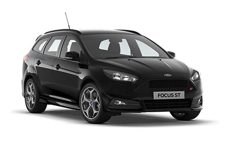 New Ford Focus ST Estate Cars