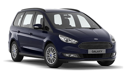 New Ford Galaxy Cars