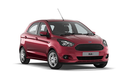 New Ford Ka-Plus Offers