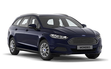 New Ford Mondeo Estate Cars