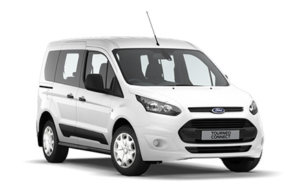 New Ford Tourneo Connect Vans