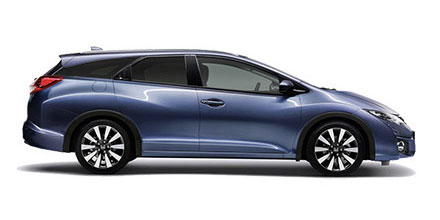 New Honda Civic Tourer Cars
