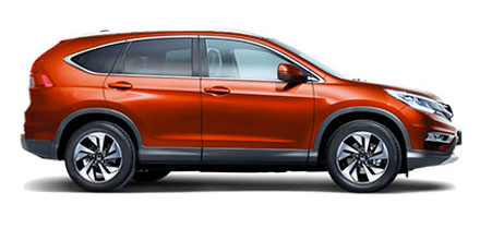 New Honda CR-V Cars