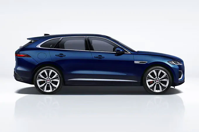 New Jaguar F-PACE Cars
