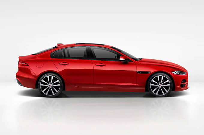 New Jaguar XE Cars