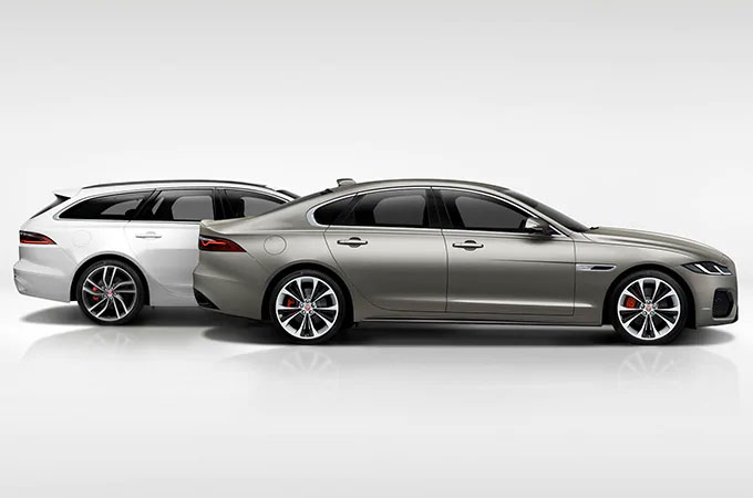 New Jaguar XF Cars