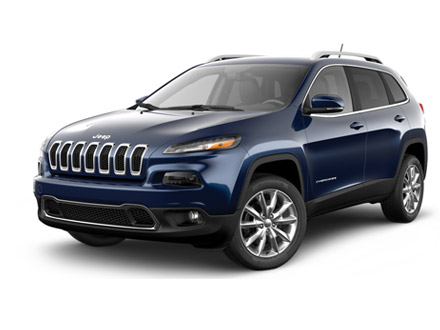 New Jeep Cherokee Cars