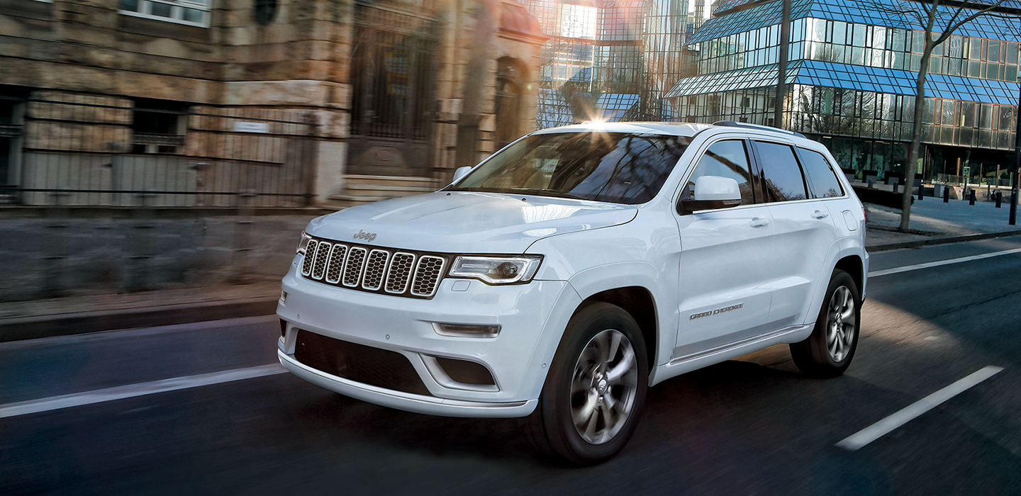 New Jeep Grand Cherokee Offers