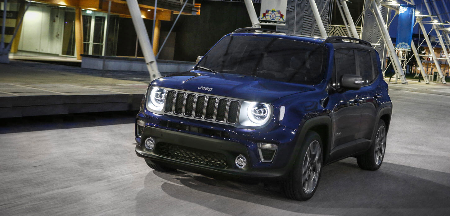 New Jeep Renegade Cars