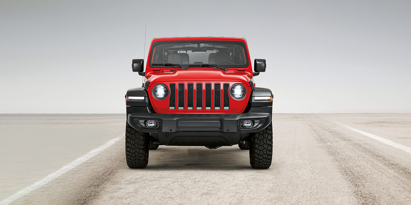 New Jeep Wrangler Cars