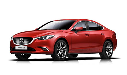 New Mazda 6 Saloon Offers