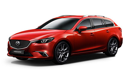New Mazda 6 Tourer Cars
