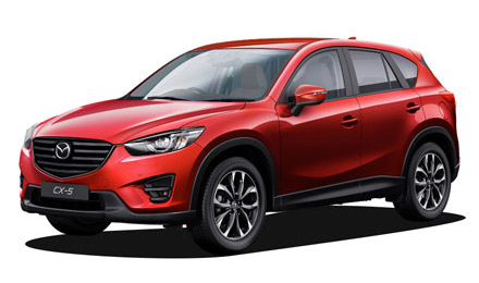 New Mazda CX-5 Cars