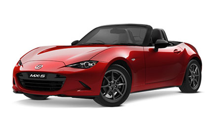 New Mazda MX-5 Offers