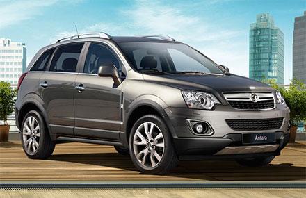 Vauxhall Antara image