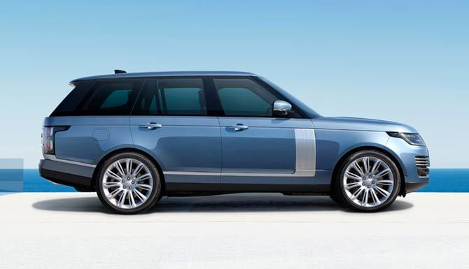 New Range Rover Stock Offers