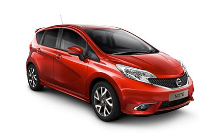 New Nissan Note Offers