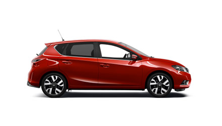 New Nissan Pulsar Car